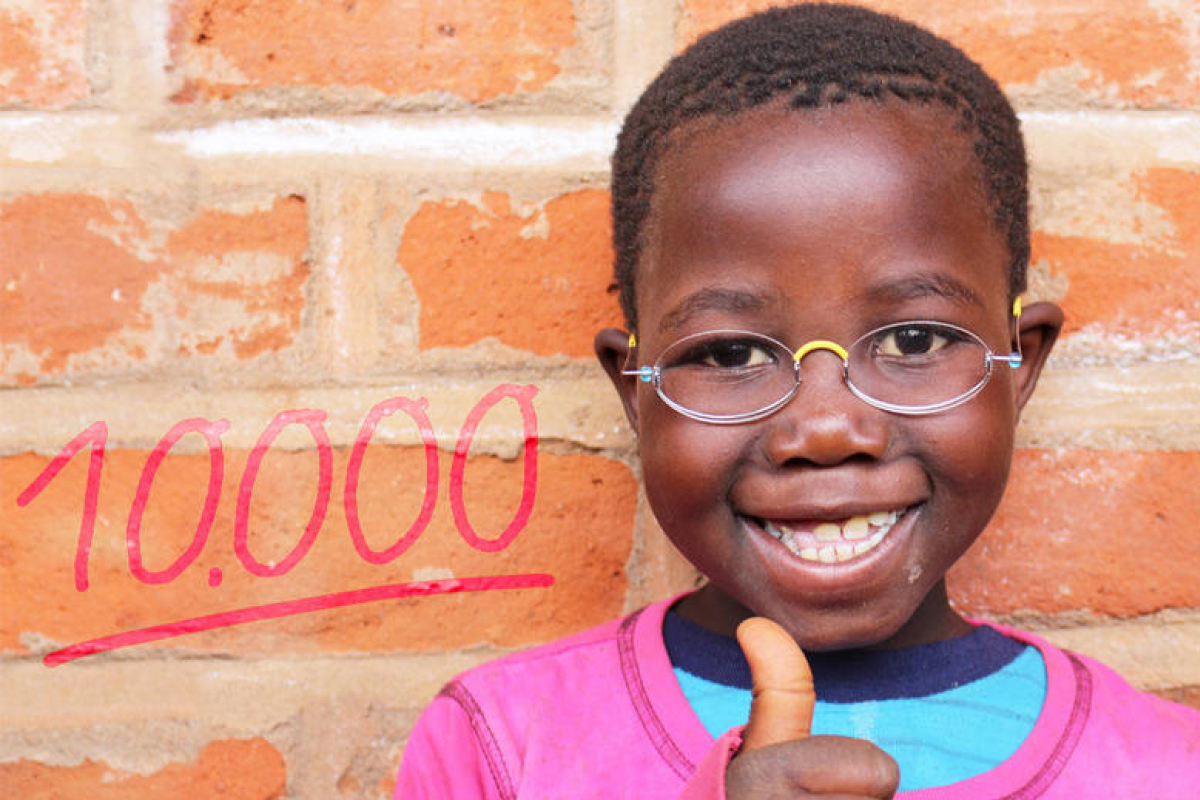 Die Ein Dollar Brille